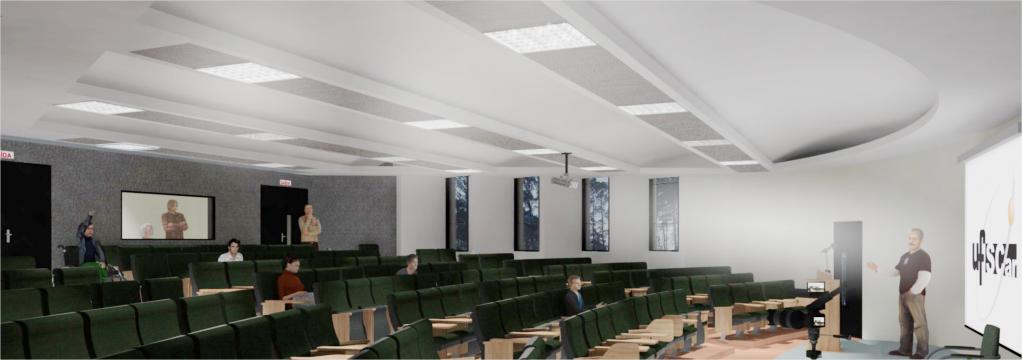 Institutos de Estudos Avançados e Estratégicos - Anfiteatro